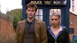 Tenth Doctor and Rose Tyler ☆