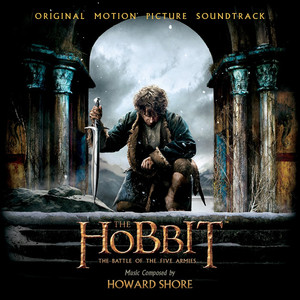 The Hobbit: The Battle of the Five Armies - Album Cover revealed!