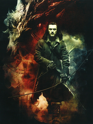 The Hobbit: The Battle of the Five Armies - Bard the Bowman