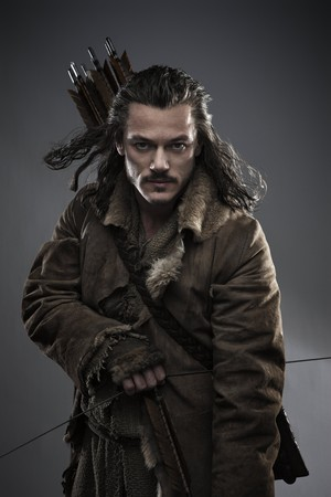 The Hobbit : The Desolation of Smaug HQ portraits