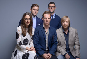 The Imitation Game - Photoshoot