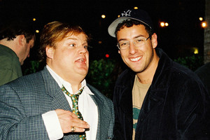 chris farley and adam sandler