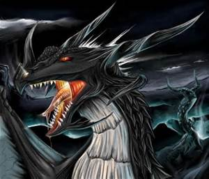 me the great and mighty dragon