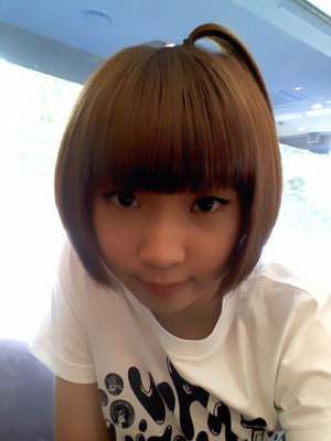 minzy looking cute!