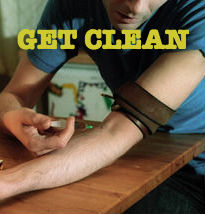 GET CLEAN cover