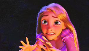 HD Blu-Ray 迪士尼 Princess Screencaps - Princess Rapunzel