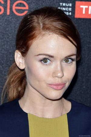 Holland at People's Ones to Watch event