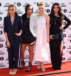 Little Mix at the BBC Radio 1 Teen Awards 2014