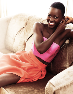 Lupita Nyong'o for People