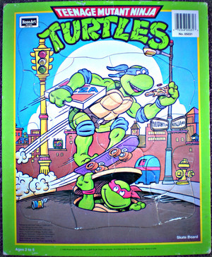 Oldskool Turtles