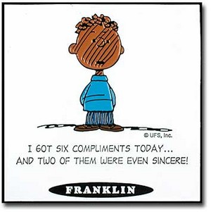 Peanuts Quotes - Franklin