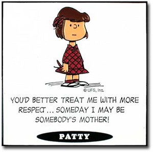 Peanuts Quotes - Patty
