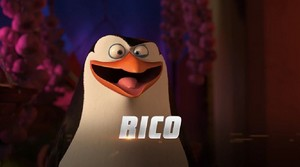 Rico looks crazy ( XD)