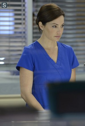 Saving Hope - Episode 3.02 - Ciuman Me Goodbye - Promo Pics