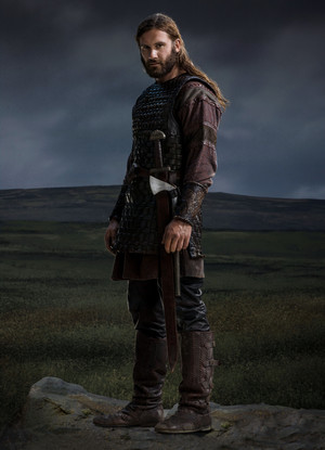 Vikings Season 2 Rollo official picture