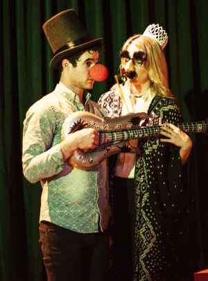 Dianna and Darren