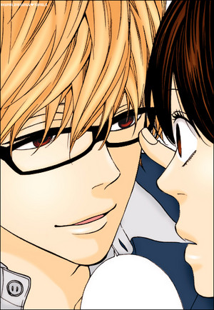 ♥Kyoya and Erika♥