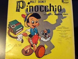 1954 VINYL ALBUM RECORD FOR SALE