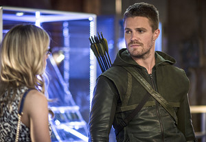 "Arrow 3.4 ""The Magician"" Photos"