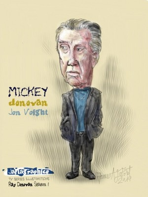 Jon Voight as Mickey Donovan