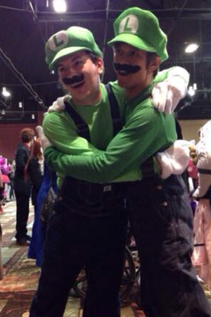 Super Luigi Bros! Pic #1