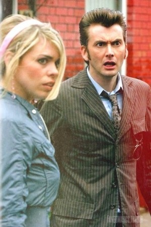 Tenth Doctor/Rose Tyler