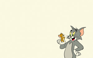 Tom and Jerry wolpeyper