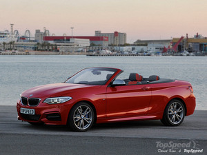 2014 BMW M235i convertible