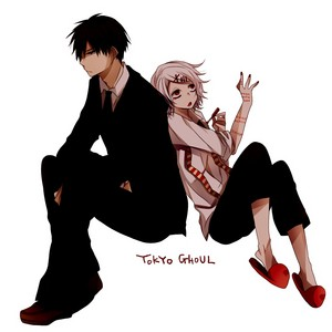 Amon and Juuzou
