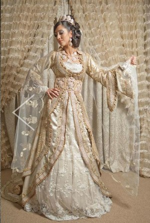 Arabian wedding dress, gorgeous