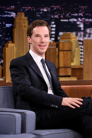 "Ben on ""The Tonight 表示する with Jimmy Fallon"""