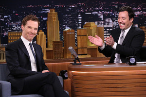 "Ben on ""The Tonight Show with Jimmy Fallon"""