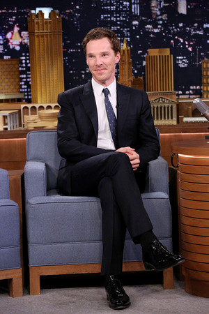 "Ben on ""The Tonight প্রদর্শনী with Jimmy Fallon"""