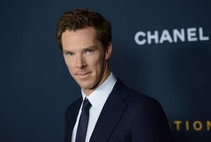 Benedict Cumberbatch - The Imitation Game Screening