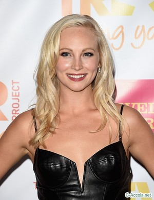 Candice attends TrevorLIVE Los Angeles