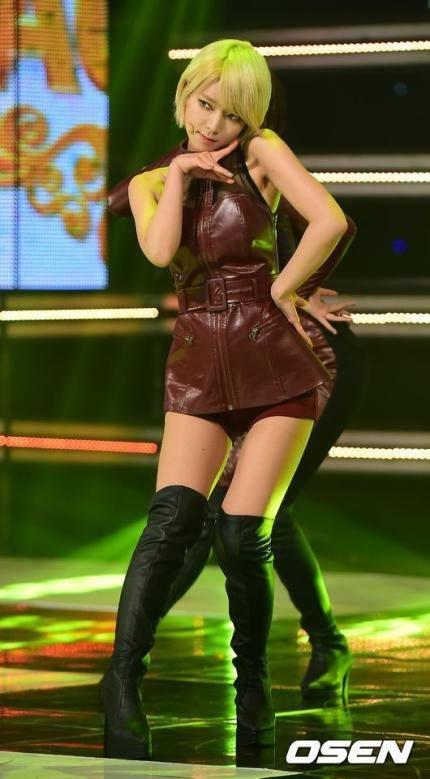 ChoA - Show Champion - AOA (Ace of angles Photo (37808029