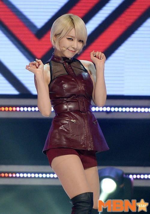 ChoA - Show Champion - aoa (Ace of angels) fotografia