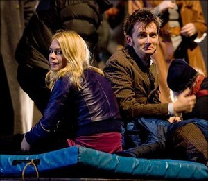 Doctor Who Series 4 - David and Billie