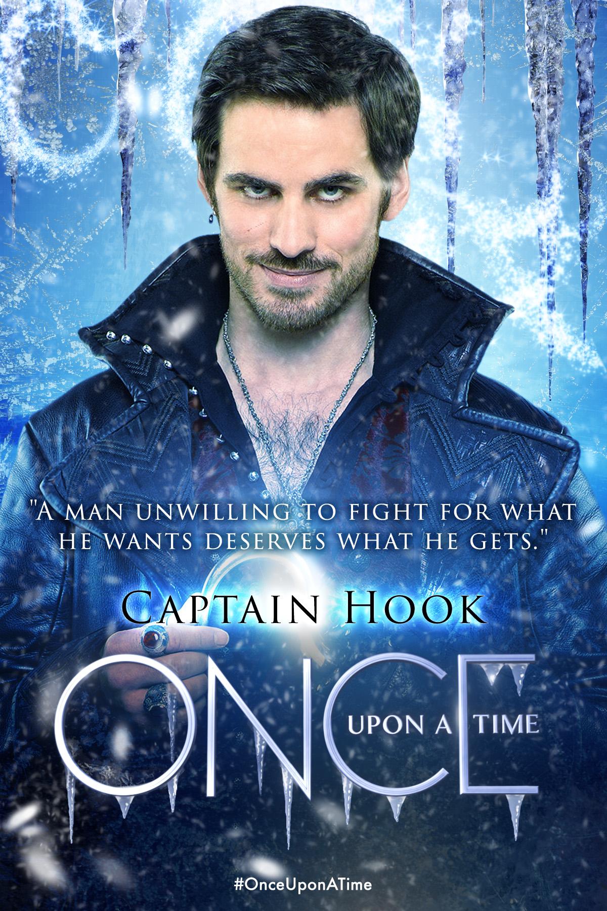 Hook Season 4 Killian Jones Captain Hook Foto 37878702 Fanpop