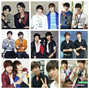 Jung Yong Hwa and Kang Min Hyuk