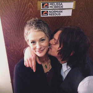 Melissa and Norman