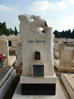 Mike Brant grave