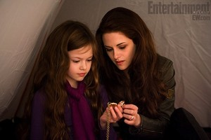Nessie and Bella