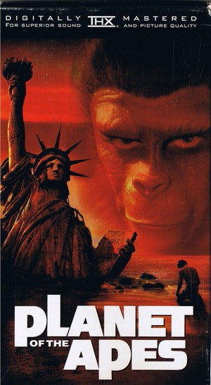 Planet Of The Apes 1968 Poster
