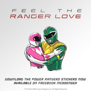 Ranger love/kimberly and tommy