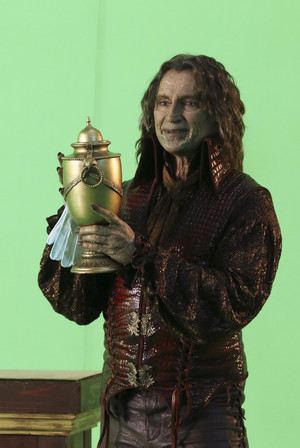 Rumpelstiltskin- 4x07- The Snow Queen