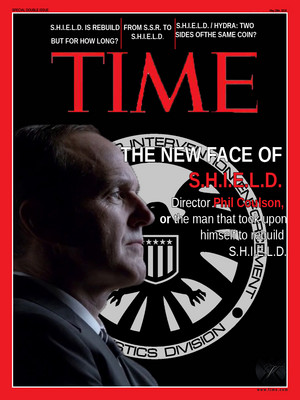 TIME: The New face of SHIELD