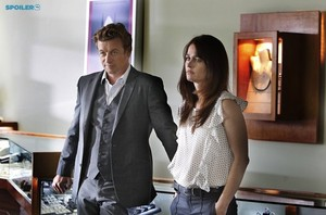 The Mentalist- Episode 7.04 Black Market - Promotional चित्रो