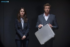 The Mentalist- Episode 7.05- The Silver Briefcase- Promotional تصویر
