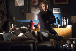 The Vampire Diaries - Episode 6.10 - navidad Through Your Eyes - Promotional fotos
